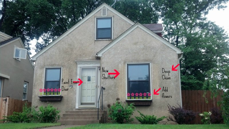 House with updates