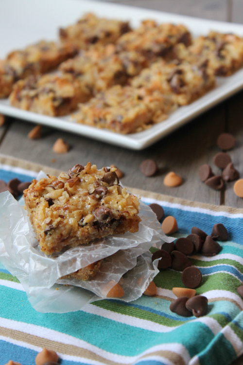 Seven Layer Bars 2
