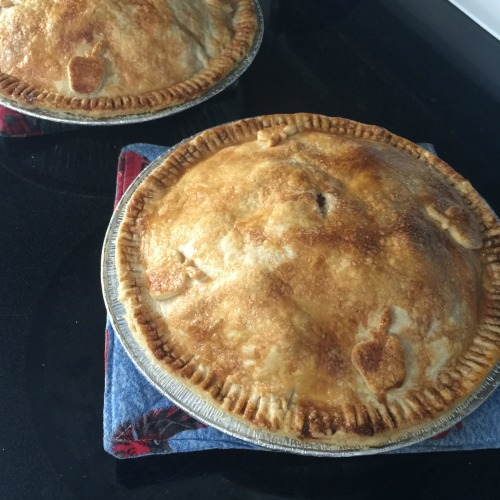 My Urban Oven Apple Pie